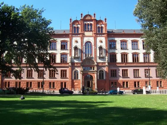 Uni Rostock ausgezeichnet  LOHRO