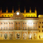 Rostocker_Rathaus_at_night