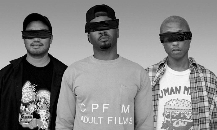 N.E.R.D (No-one Ever Really Dies)