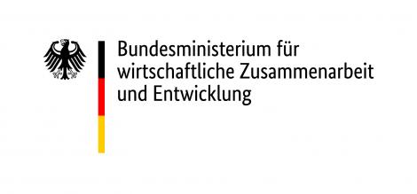 Bundesministerium für wirtschaftliche Zusammenarbeit und Entwicklung (BMZ) Logo