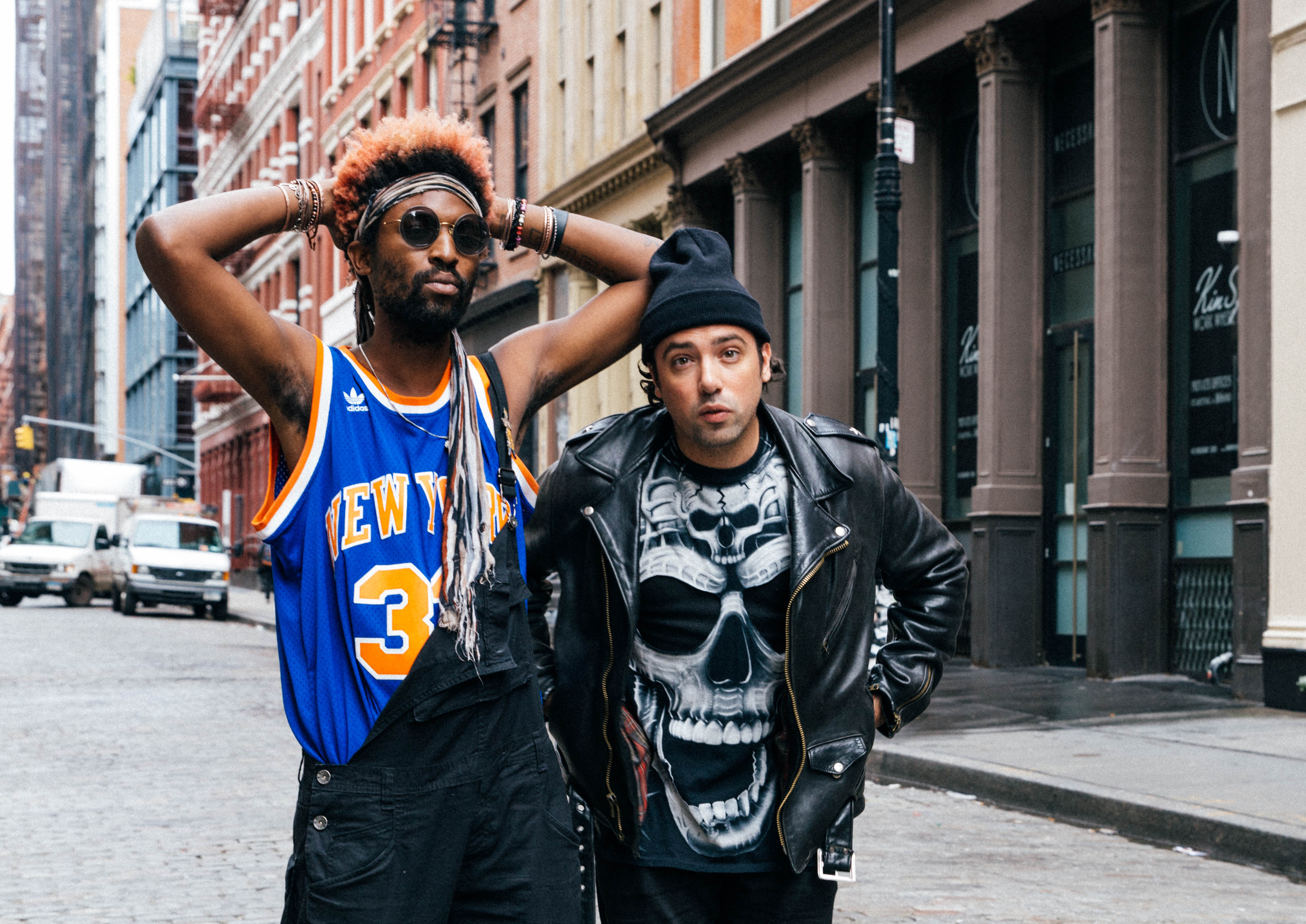 The Knocks (credit Andrew Sokolow)