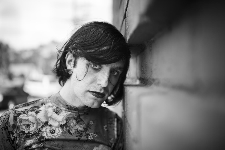 Ezra Furman - Pressefoto von Jessica Lehrman