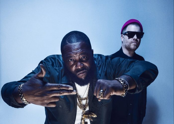 Run The Jewels, credit: Tim Saccenti