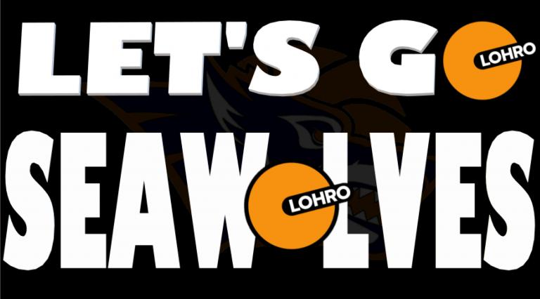 Let's go Seawolves!