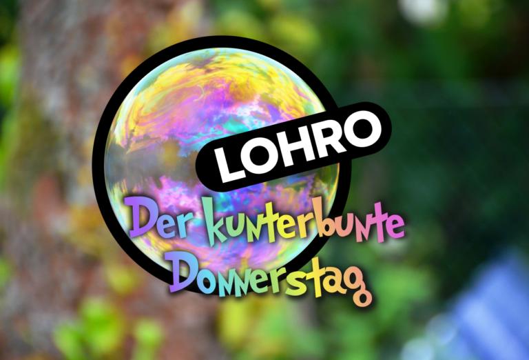 Logo De Kunterbunde Donnerstag