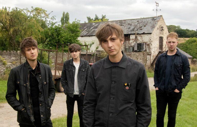 The Sherlocks (Pressefoto)