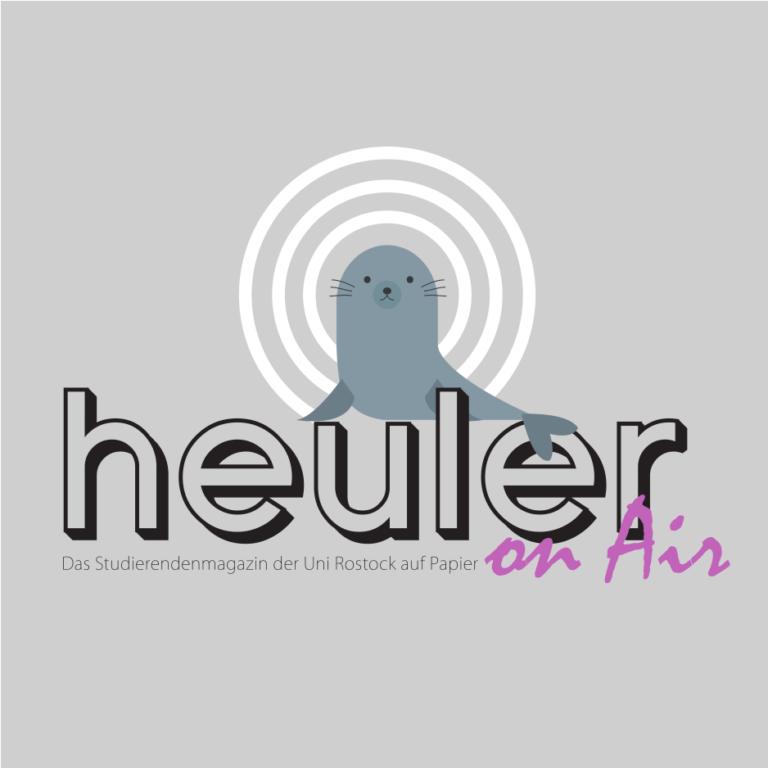 Sendungslogo Heuler on Air: Robbengrafik